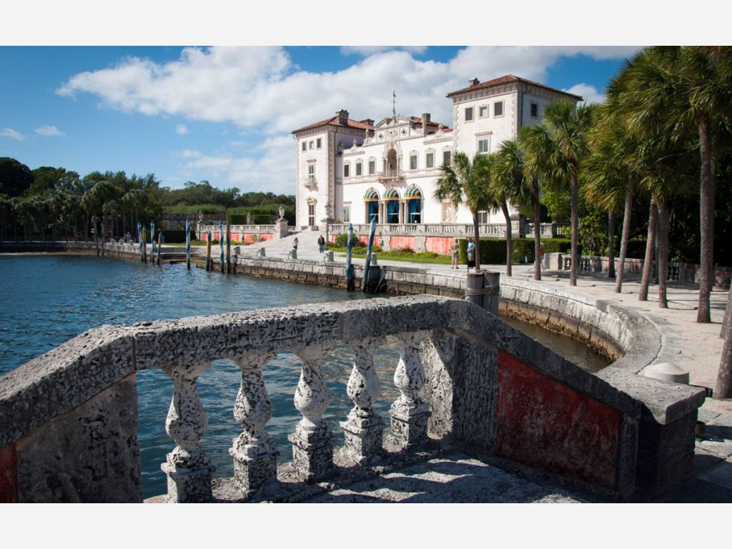 Vizcaya Museum Gardens Miami tours and sightseeing Miami Tours